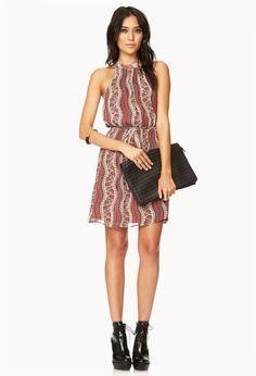 La Vie Boho Dress W/ Sash | Forever21 Who Is Planning Their Weekend Outfit?#ootd #love21 #boho #westside