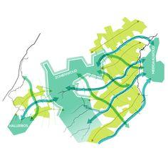 Architecture Site Plan, Architecture Mapping, Conceptual Architecture, Landscape Architecture Design, Architecture Graphics, Green Architecture, Water Cycle Diagram, Map Diagram, Urban Design Diagram