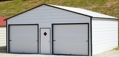 1000 Images About Metal Garages Steel Garages Metal