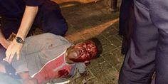 The bloody arrest of University of Virginia student Martese Johnson all started when an employee for a local bar approached him on a sidewalk, Johnson's attorney, Daniel Watkins, said in a press conference Thursday.  Watkins said his client was nev...