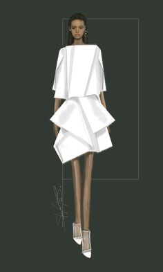due.1 | Stefania Belmonte | fashion design