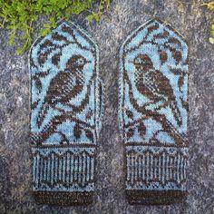 ericamay's songbird mittens, v2