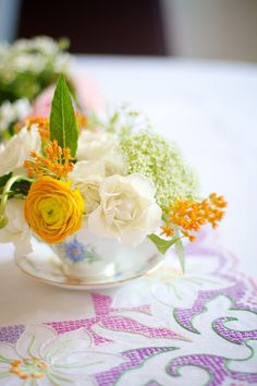 Beautiful Spring Floral Styling from Pearl and Godiva - Heart Handmade uk