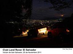El Salvador - Russ Brown lro.com Land Rover Owner International visit to San Salvador Volcano / suchitoto.tours @gmail.com