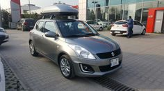 Roof Box Swift Front-R