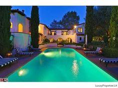 Madonna's Beverly Hills mansion