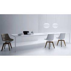 Ext-Table extendable table MDF shop online on CiatDesign Office Desk, Modern Furniture, Table, Design, Inspiration, Shopping, Home Decor, Interiors, London
