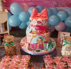 Jojo Siwa Birthday Party