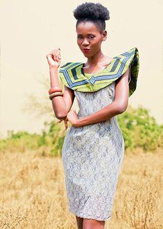 Ajepomaa est une belle marque comme le Ghana sait nous en produire. La créatrice Ajepomaa Mensah est diplômée d'une école de desing de Singapore. Le lookbook de la collection Navrongo Pursuit réalisé en pleine nature, donne un cachet encore plus original aux pièces (jupe, robe, pantalon aux coupes modernes mélange de pagne, de coton uni, ...