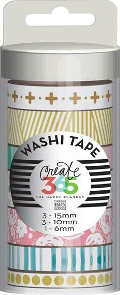 Buy me & my BIG ideas Washi Tape Tube, Hello Life for only $11.26  #washitape #MAMBI #hellolife