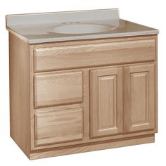 unfinished bathroom vanity sink and drawer base cabinet 30