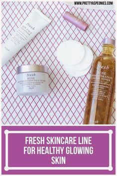 We all know it is important to take good care of your skin but finding great products can be difficult. Fresh skin care products are one of the brands that have earned a steady place in my skin care line up. They offer an extensive selection of beauty pro Organic Skin Care, Natural Skin Care, Natural Beauty, Night Beauty Routine, Apple Cider Vinegar For Skin, Cleanser For Oily Skin, Moisturizer, Combination Skin Care, Face Care Routine