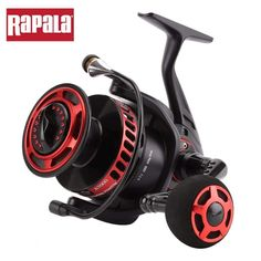 Reel Rapala AGGRESSOR A7000 Big Deep Sea Spinning Max Drag 25kg 589g 4.7:1 6+1BB Alloy Body  #fishermen #tackle #saltlife #reel #instagramfishing #instafish #fishingrod #rockfishing #outdoors #fishingboat