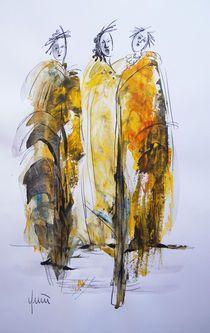Massai womans von galeriequici