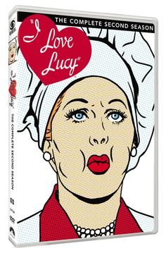 I Love Lucy: Season Two. Click through to purchase on Amazon!