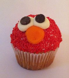 Must make these! I LOVE elmo too!!!
