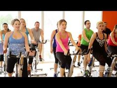 Tips for Group Fitness Instructors: Indoor Cycling Jumps - YouTube