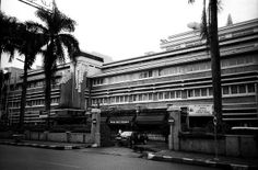 Art Deco Grand Hotel Preanger - Bandung, Indonesia