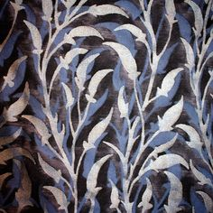 Lost in Orfeo #Fabric #Pattern #Design #Beautiful #Fortuny #color