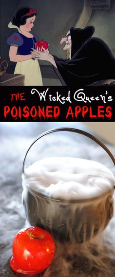 Make the Wicked Queen's Poisoned Apples | Get Away Today Vacations - Official Site