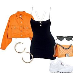 How to wear fall fashion outfits with casual style trends Teen Fashion Outfits, Mode Outfits, Retro Outfits, Look Fashion, Casual Teen Fashion, Travel Outfits, Baddie Outfits Casual, Cute Swag Outfits, Stylish Outfits