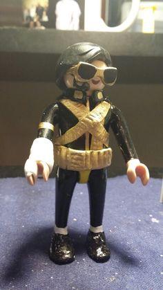 Michael Jackson dorado!! Facebook/JackClirkProject Jack.clirk@gmx.de
