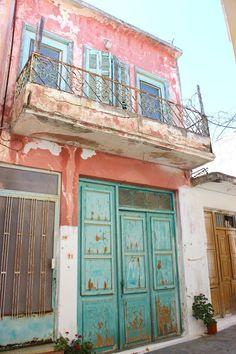Travel to Crete Greece - Stavrochori  #travel #Crete #Greece #traditional #village #Summer