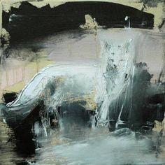 Kim Kimbro - White fox study