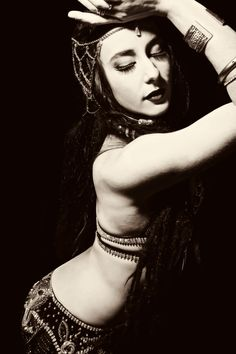 April Rose (Austin)- BDSS. Holds a M.A. (Culture & Performance) & a BA (Dance) from UCLA's World Arts & Cultures/Dance Dept. Dedicated to bringing into bellydance the theoretical, historical, & compositional knowledge she has gained in her academic study & to helping people understand the potential bellydance has for thoughtful self expression, community formation, & challenging of social convention. Certified Hot Pot Improvisational Tribal Style instructor.