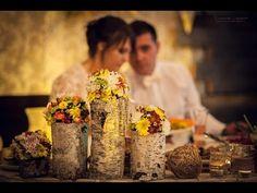 """Как сделать оформление свадьбы в стиле """"Рустик"""". Ladybird (Майкоп) - YouTube"""