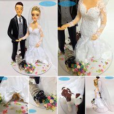 #noivinhospersonalizados  #biscuit #wedding #casamentos #weddingideas #weddingplanning #animaisdeestimação #cachorro  #pug #sapatos #casacomigo #noivalinda #universodasnoivas #vestidodenoiva #weddingflowers #weddingday #weddingcake #weddingdress #weddingcaketopper #weddings #noiva #caraarteembiscuit #vestidos #topodebolo #topodebolocasamento #casamento  Orçamentos: caraarteembiscuit@yahoo.com.br, ou envie uma mensagem inbox na página https://facebook.com/caraarteembiscuit