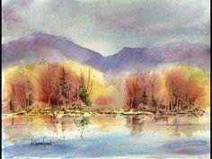 Autumn Shore  Ken Crawford
