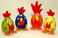 papírová vejce