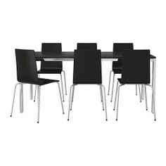 ikea chairs and tables on pinterest black furniture ikea