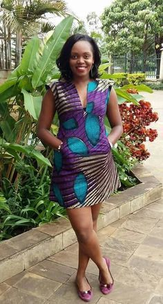 Looking for the best kitenge designs in Africa? See images of kitenge dresses and skirts, African outfits for couples, men's and baby boy ankara styles. African Inspired Fashion, Latest African Fashion Dresses, African Dresses For Women, African Print Dresses, African Print Fashion, Africa Fashion, African Attire, African Wear, African Women