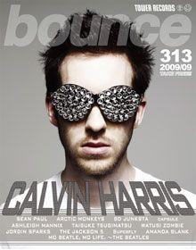 bounce 313号 - カルヴィン・ハリス