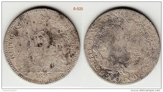 French Indochina silver coin 1895 10 centimes KM# 2  POID 2.721