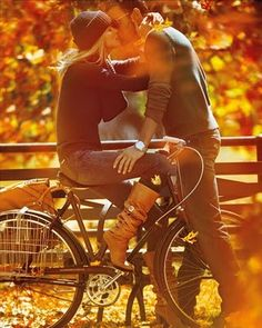 Autumn Kiss.