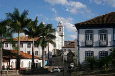 Diamantina is a city rich in history. Minas Gerais, #Brazil