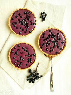 Almond Corner: Elderberry Tartelettes