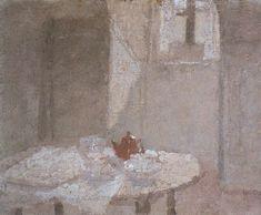 Cave to Canvas, Gwen John, Interior, 1920-24