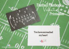 30 non candy valentine ideas printables free printable valentines free printable and boys