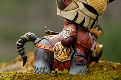 Centaur Warrunner: Berserker's Edge on Behance