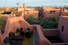 Royal Mansour, Luxury Hotel in Marrakech, Morocco