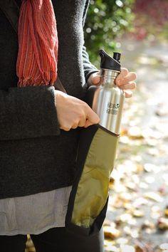 klean kanteen bottle sling