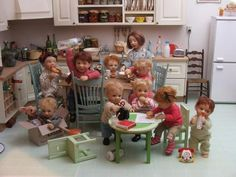 Catherine Muniere Dolls