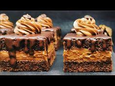 Romanian Desserts, Tiramisu, Sweets, Ethnic Recipes, Facebook, Youtube, Food, Instagram, Chocolate Cobbler