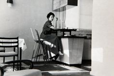 In 1964, Lina Diacono furnished and decorated her new home in Sydney, Australia. She liked her work and decided to keep it. For forty-eight years, she's kept all of the original furniture and appliances–and in excellent condition. Touring her house is like visiting a Mad Men set. At the link, you can find a photo gallery, as well as a neat feature that layers old photographs of the home with new ones taken from the same perspective.
