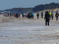 II Mistrzostwa Nordic Walking Łeba 2013 o Palmę Pierwszeństwa