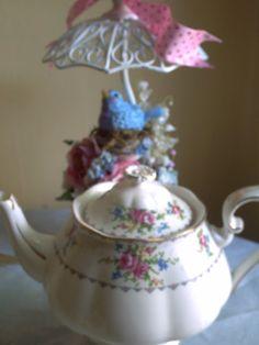 Pretty Is . . . Royal Albert, Tea Pots, China, Pretty, Art, Art Background, Kunst, Tea Pot, Performing Arts